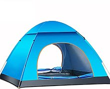 3-4 Person Waterproof Family Camping Tent,Stable