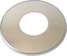 3/4inch Chrome Stainless Steel Pipe Cover Collar