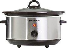 3.5L Slow Cooker Daewoo