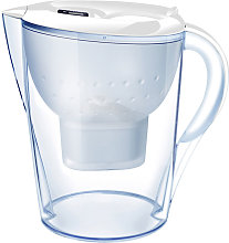 3.5L Transparent Water Filter Pitcher Household