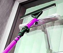 3.5M TELESCOPIC WINDOW CLEANER KIT WINDOW CLEANING