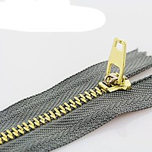3# 5pcs 10/13/15/18/20cm Metal Brass auto Lock