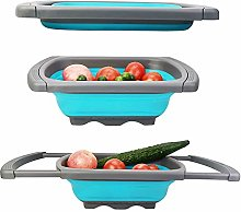 3.8L Colander Collapsible Over The Sink