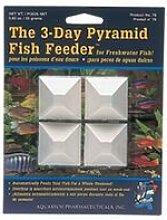 3 Day Pyramid Fish Feeder - 50820 - API
