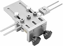 3 in 1 6/8/10/15mm Woodworking Dowelling Jig Drill