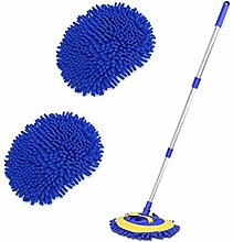 3 in 1 Chenille Microfiber Car Wash Brush Mop