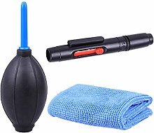 3-In-1 Cleaning Cloth Brush And Air Blower Digital