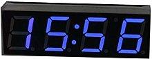 3 in 1 Digital LED Time Clock Temperature Voltage