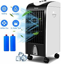 3-in-1 Evaporative Air Cooler Portable Humidifier