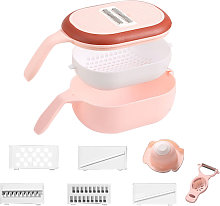 3-in-1 Multifunctional Vegetable Slicer with