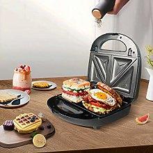 3-in-1 Sandwich Toaster, Breakfast Sandwich