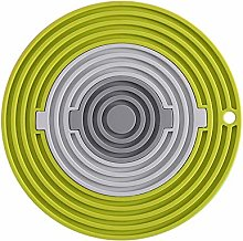 3-in-1 Silicone Trivet, Upgraded Collapsible