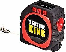 3 in 1 Tape Measure Digital Laser Display Tape