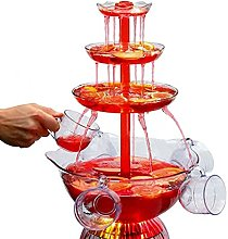 3 Layers Party Water Fountains, Tabletop Wine