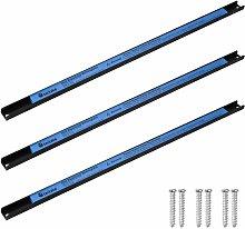 3 Magnetic strips - tool rack, tool holder,