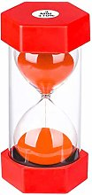 3 Minute Sand Hourglass Timer: Plastic Sand Clock