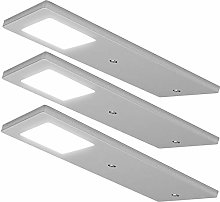 3 Pack | Bright 5W LED Low Profile Under Cabinet