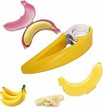 3 Pcs Banana Slicer Sausage Hotdog Cucumber Cutter