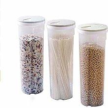 3 pcs Kitchen Airtight Food Storage