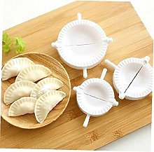 3 Pcs Ravioli Dumpling Maker Set Manual Meat Press