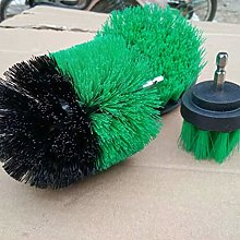 3 Pcs/Set Electric Drill Brush Grout Power