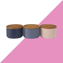 3 Piece Kitchen Canister Set Hashtag Home