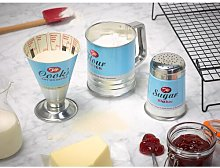 3 Piece Stainless Steel Measuring Cup Set Tala