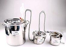 3 Pots DIY Home Distiller Moonshine Still