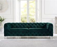 3 Seater Chesterfield Sofa Willa Arlo Interiors