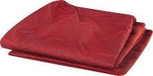3 Seater Sofa Cover Red GILJA