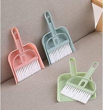 3 sets broom shovel and bucket small broom brush