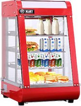 3 Tier 800W Food Showcase Commercial HotFood