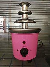 3 Tier Electric Chocolate Fountain Fondue Melting