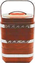3 Tier Insulated Hotpot Set Thermal Casserole Pots