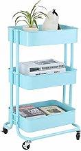 3-Tier Kitchen Storage Trolleys, Storage Rack