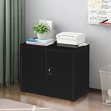 3 Tier Office Filing Cabinet Metal Storage