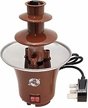 3 Tier Stainless Steel Electric Chocolate Warmer