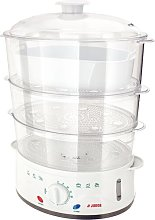 3 Tier Steamer Set with Lid Judge