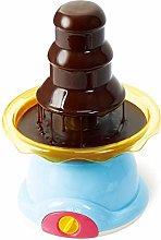 3 Tiers Plastic Chocolate Fondue Fountain,