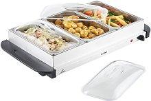 3 Tray Food Warmer Buffet Server VonShef