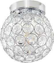 3 Way Bathroom Ceiling Light Fitting with Acrylic