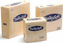 3 X 100 x 2ply Champagne/Buttermilk Colour Paper