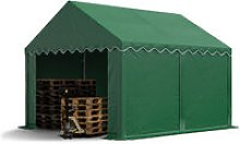 3 x 4 m Heavy Duty PVC Storage Tent Shed Temporary