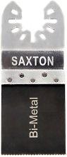 3 x Bi-Metal Saxton Blades for Dewalt Wolf Stanley