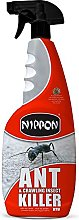 3 x Nippon 750ml Ant and Crawling Insect Killer