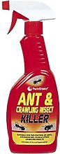 3 X Pestshield 500ml Ant And Crawling Insect