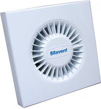 3 X Silavent SDF100TB Bathroom Extractor Fan with
