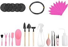 30-piece potted gardening tool set (plant