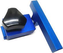 30# Slide Chute Stop Block Aluminum Alloy Limit