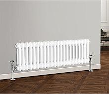 300 x 1010 mm Traditional White Horizontal Cast